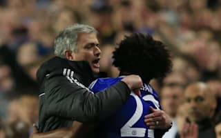 Willian: Manchester United stronger with Mourinho