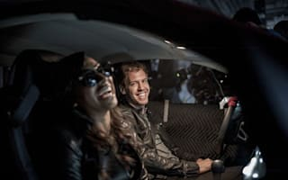 Sebastian Vettel stars in R&amp&#x3B;B video