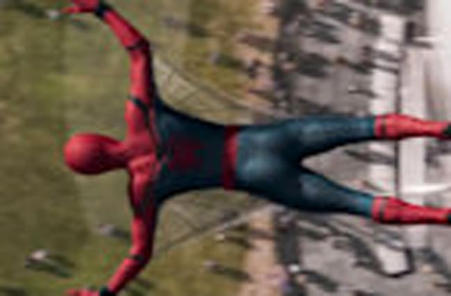 Spider-Man Homecoming Teaser: First Look at Web Wings!