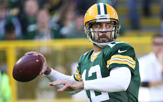 Rodgers hopes to play entire career with Packers