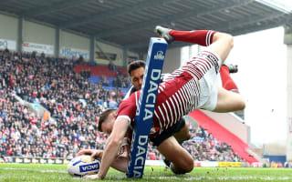 Burgess treble earns Wigan record World Club Challenge triumph