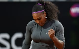 Williams dominates Kuznetsova, Muguruza reaches first semi of the season