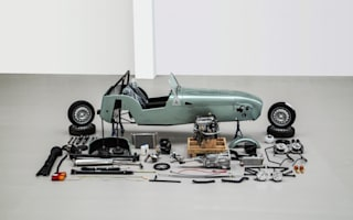 How would you like to build your own Caterham?