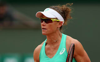 Setback for Stosur in French Open preparations