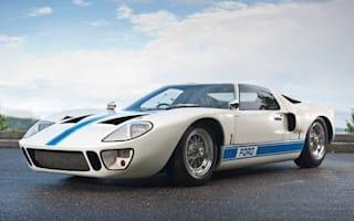 Famed Ford GT40s go on sale