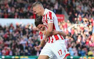 Stoke City 2 Sunderland 0: Allen double eases hosts to first win