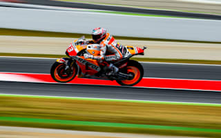 Marquez lays down a marker in Barcelona