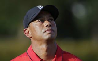 Tiger still confident he will break Nicklaus' major record