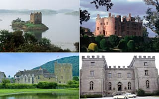 Ten of Britain's most beautiful castles: How many do you know?