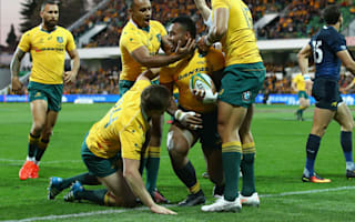 Wallabies seek repeat of Twickenham win over Argentina
