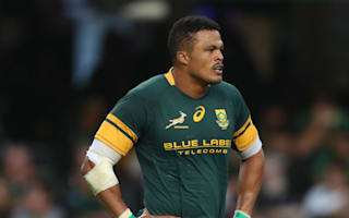 Wasps sign De Jongh as Beale replacement