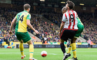 'He almost broke my leg' - Borini insists penalty at Norwich was fair