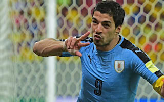 Brazil 2 Uruguay 2: Suarez seals point on international return