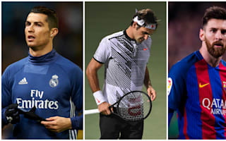 Federer, Messi and Ronaldo not the best? Nastase wary of GOAT label