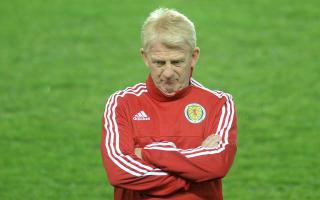 Strachan hails 'fantastic' McGregor after Czech Republic win