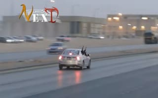 Guns 'n' posers: maddest driving ever captured on video