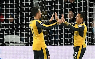 Arsenal are privileged to have Sanchez and Ozil - Monreal