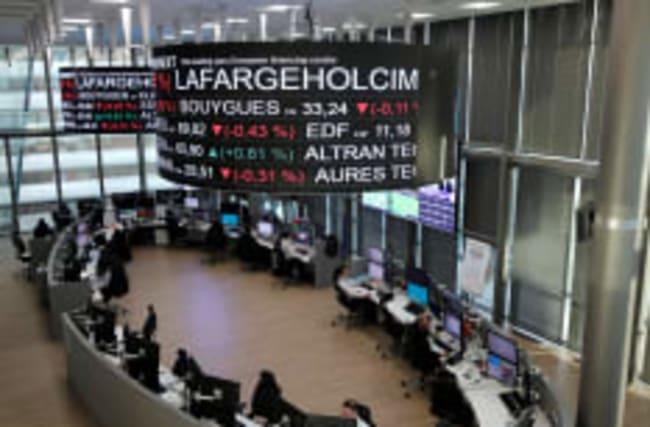 La Bourse de Paris en repli avant un week-end décisif