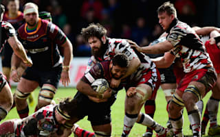 Amos double not enough for Newport