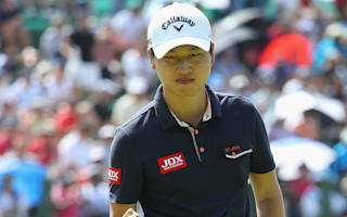 Wang surges into lead with stunning Sun City 64