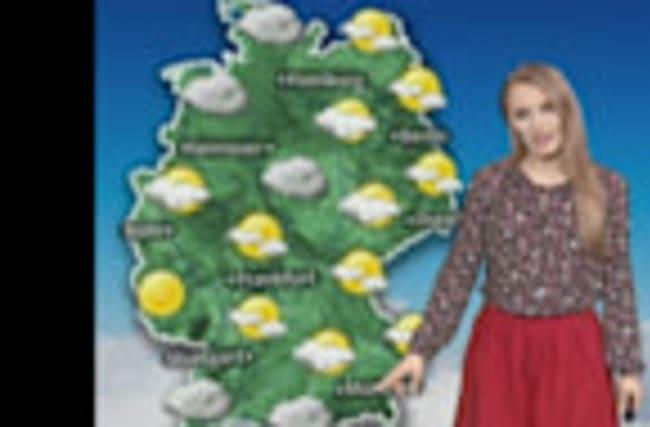Das Wetter in Deutschland am 26. März 2017