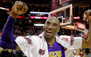 'It means everything' - Kobe on retiring with the Lakers
