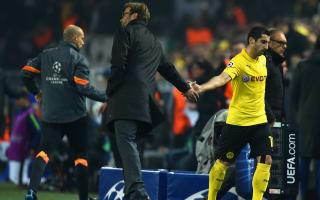 Klopp: I didn't want Mkhitaryan