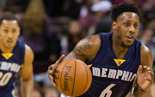 Chalmers waived by Grizzlies after rupturing Achilles