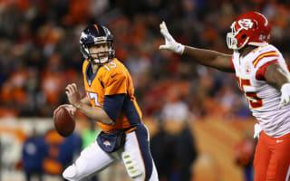 The dethroned Denver Broncos' four choices at QB for 2017