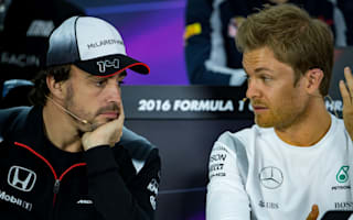 No Alonso alarm for McLaren as Mercedes seek Rosberg replacement