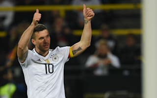 Fairytale Podolski script 'too cheesy' for Muller
