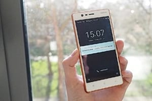 Nokia 3 hands-on