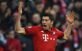Lewandowski blames Bayern team-mates for missing out on top-scorer title