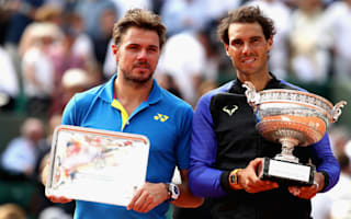 You were too good - Wawrinka admits he was powerless in Nadal's French Open win