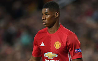 Rashford still part of Mourinho's plans - Brown