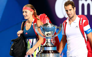 Gasquet, Mladenovic win Hopman Cup for France