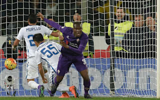 Serie A Review: Fiorentina beat Inter with three sent off