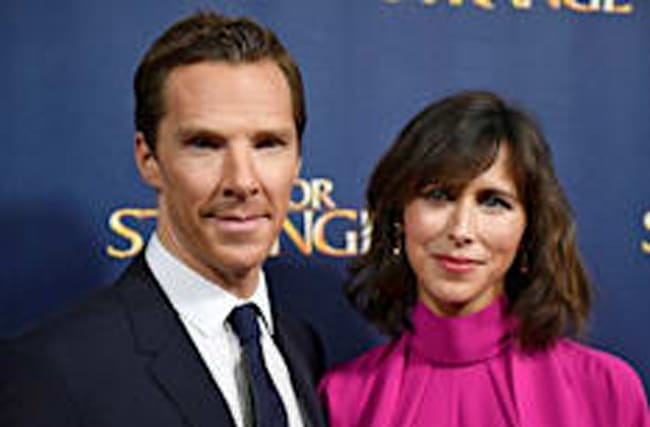 Benedict Cumberbatch confirms he's set to become a dad again