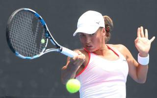 Putintseva stuns Cibulkova to reach St Petersburg final