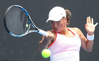 Putintseva stuns Cibulkova to reach St Petersburg final