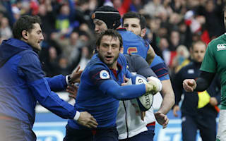 France scrap for victory as Ireland's injury woes mount