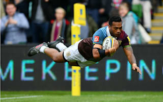 Quins pick up welcome win, Exeter held by Gloucester