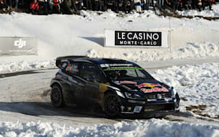 Ogier set for victory as Meeke and Latvala retire
