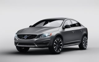Volvo S60 saloon gets off-road makeover