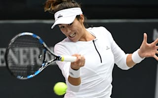 Muguruza reaches WTA Finals, retires hurt in Linz