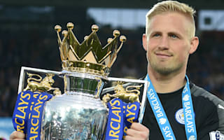 Schmeichel: Leicester as hungry as ever