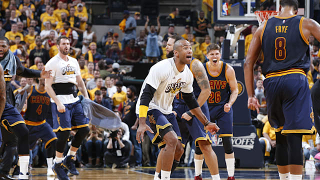 LeBron James, Cavs Come From 26 Down, beat Pacers 119-114