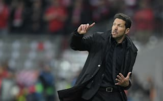Simeone proud of Atletico despite end of title dreams