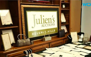 Marilyn Monroe's belongings up for auction