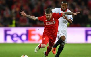 Emery backs beleaguered Liverpool defender Moreno